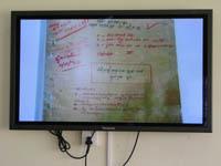 Un des documents sur lesquels Duch s'est appuyé pour montrer que ses supérieurs annotaient aussi. (Anne-Laure Porée)