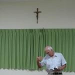 François Ponchaud, prêtre missionnaire, conteur de l'histoire cambodgienne. (Anne-Laure Porée)