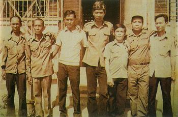 Les sept hommes de 1979.