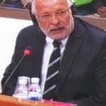 Raoul Marc Jennar, expert appelé par le défense. (Anne-Laure Porée)