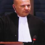 Karim Khan n'a pas été présent du procès mais revient pour les plaidoiries... (Anne-Laure Porée)