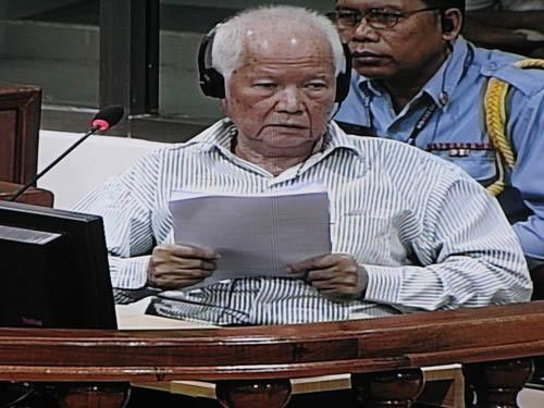 Khieu Samphan : le dignitaire qui ne savait rien